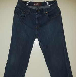 Levi's Relaxed Fit 550 Jeans